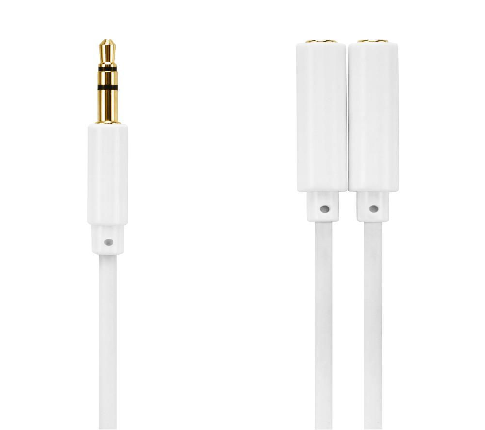 IWANTIT IHPSPL13 Headphone Splitter Cable - 0.2 m