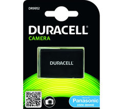 DURACELL DR9952 Lithium-ion Rechargeable Camera Battery