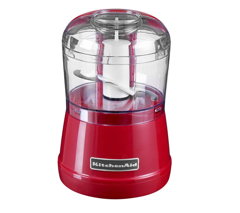 Kitchenaid 5kfc3515ber mini food chopper empire red - Kitchenaid mini oven ...