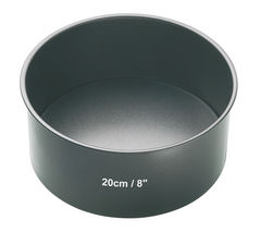 MASTER CLASS KCMCHB21 18 cm Non-Stick Cake Pan - Steel