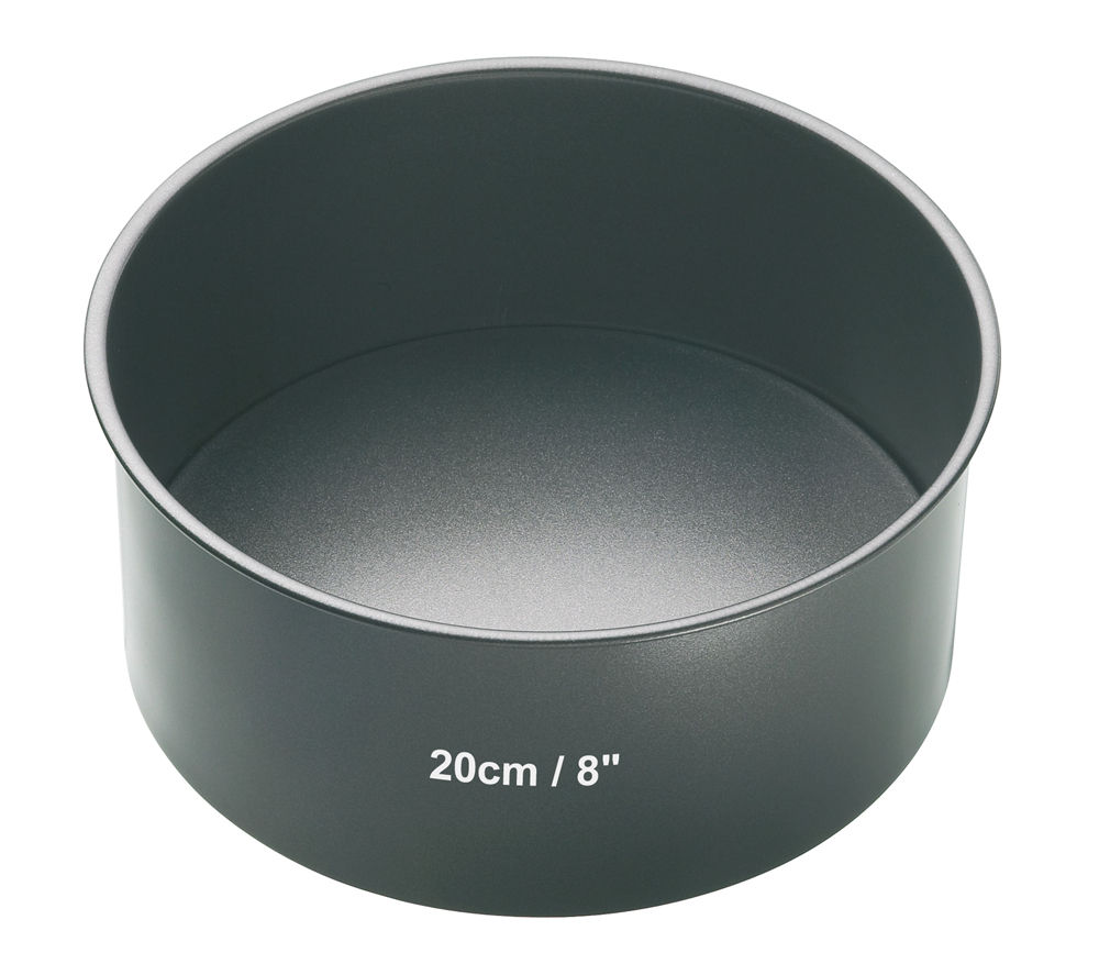 MASTER CLASS KCMCHB21 18 cm Non-Stick Cake Pan - Steel