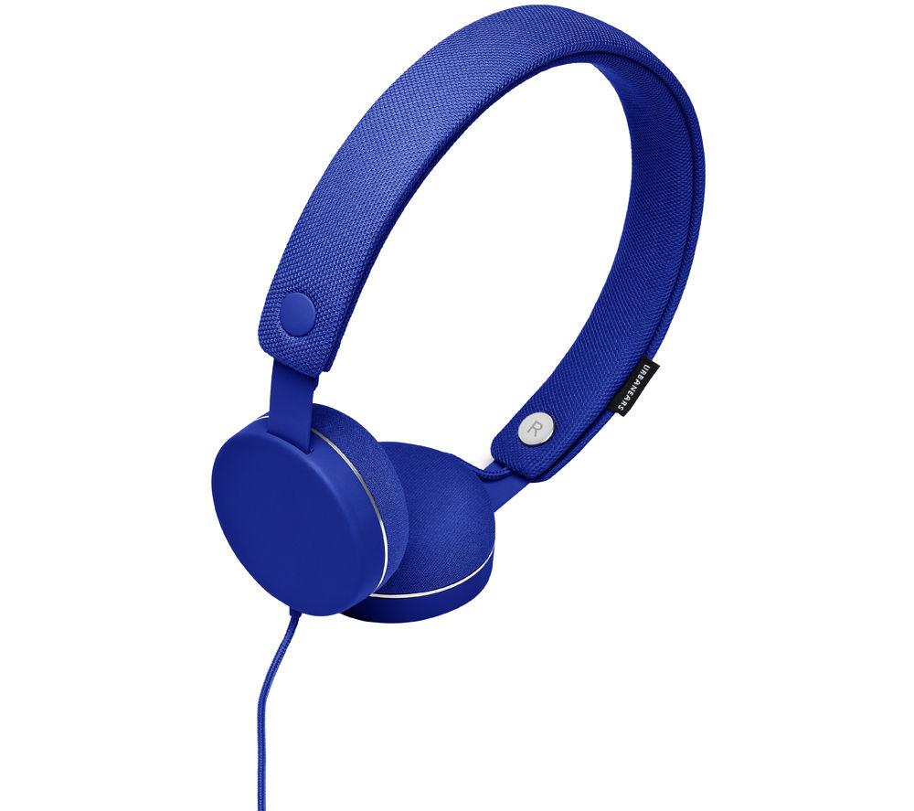 URBANEARS Humlan Headphones - Cobalt