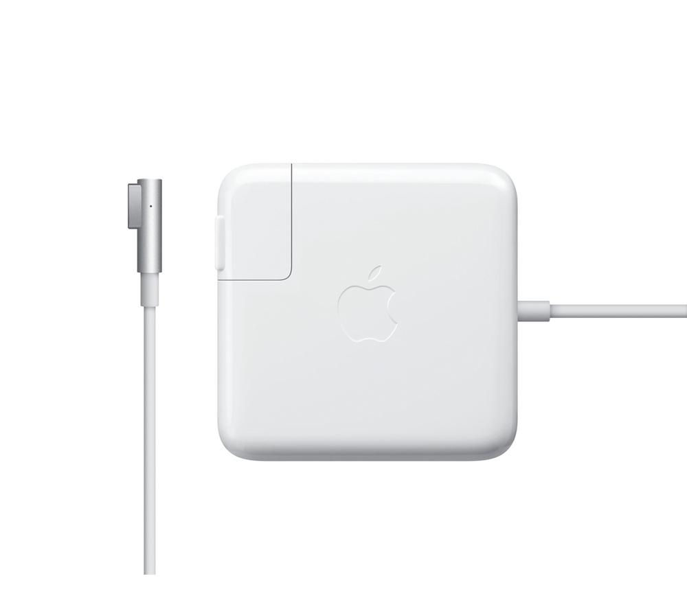 Image of Apple MC461B/B 60 W MagSafe Power Adapter - for MacBook and 13-inch MacBook Pro