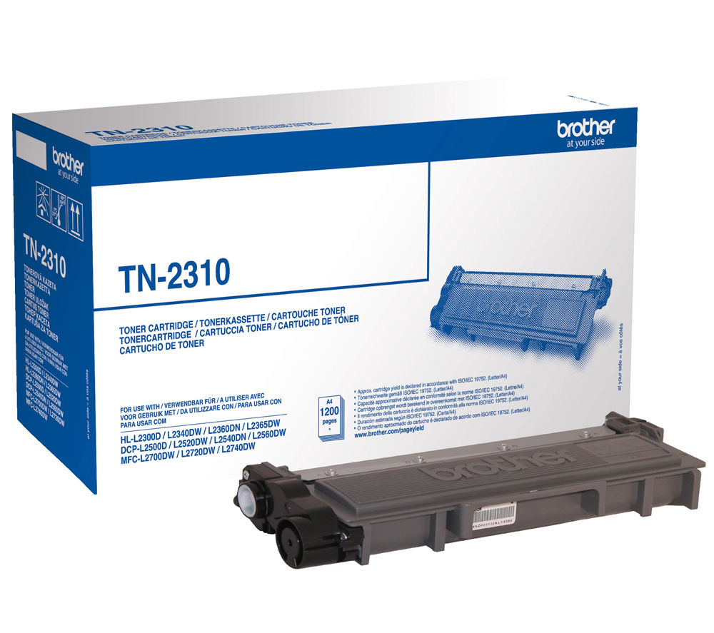 BROTHER TN2310 Black Toner Cartridge
