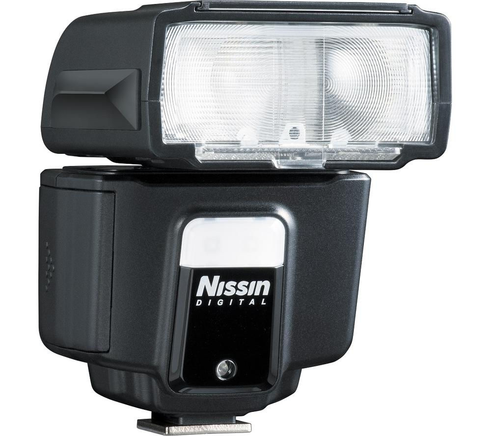 NISSIN i40 Flash Gun - for Fujifilm