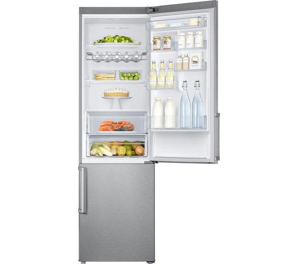 Buy Samsung Rb37j5330sa 70 30 Fridge Freezer Silver