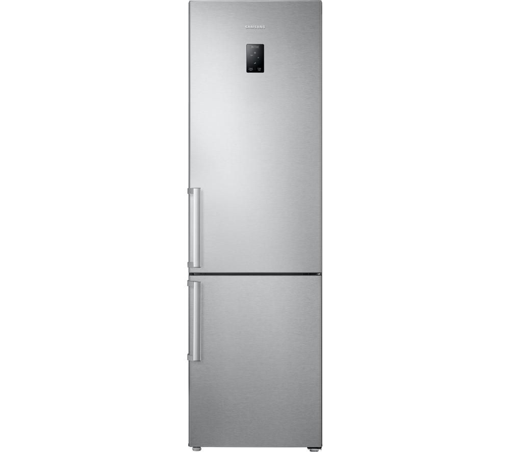buy samsung rb37j5330sa 70 30 fridge freezer silver free delivery currys. Black Bedroom Furniture Sets. Home Design Ideas