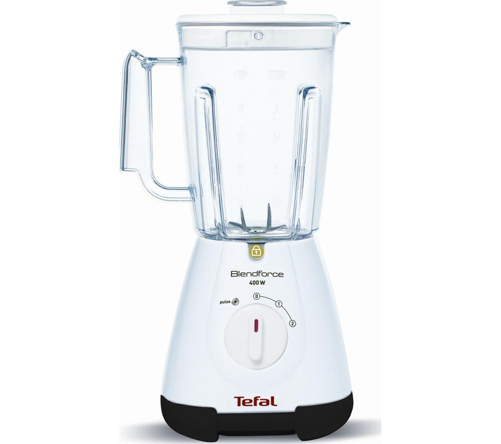 TEFAL  Blendforce BL305140 Blender  White White