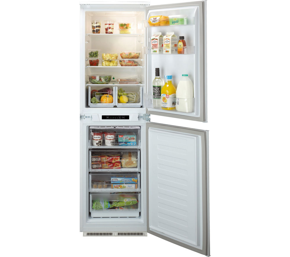 indesit ic35faa integrated fridge freezer freezers. Black Bedroom Furniture Sets. Home Design Ideas