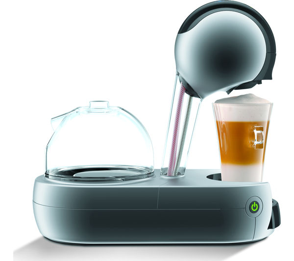 Dolce Gusto Coffee Maker Currys : Buy DELONGHI Dolce Gusto Stelia EDG636.S Hot Drinks Machine - Silver Free Delivery Currys