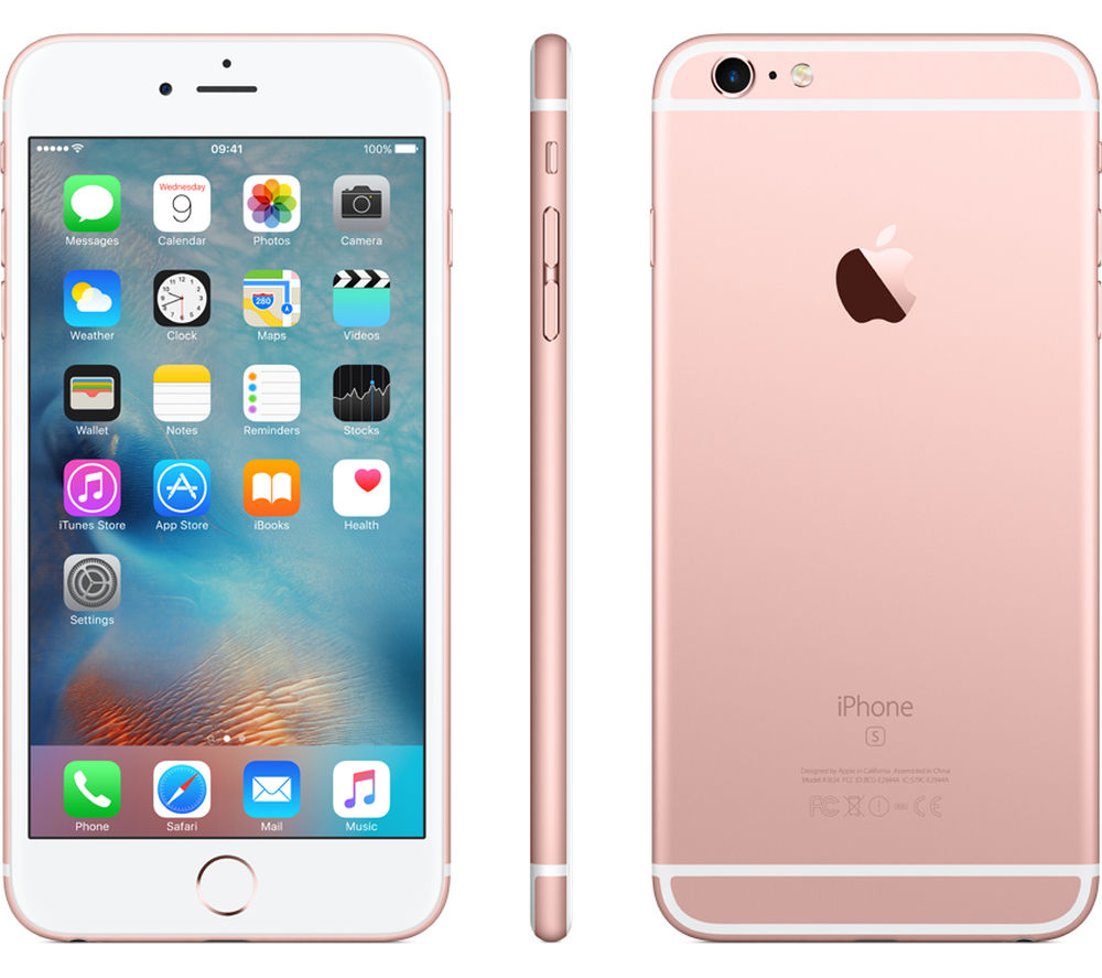 Apple iPhone 6s Plus - 64GB (Rose Gold)