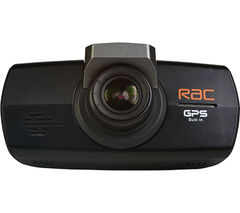 RAC 2.7 TFT Screen GPS Tracking Dash Cam