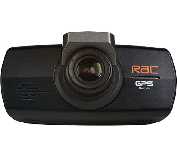 RAC GPS Tracking Dash Cam