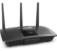 LINKSYS EA7500-UK Wireless Cable & Fibre Router - AC 1900, Dual-band