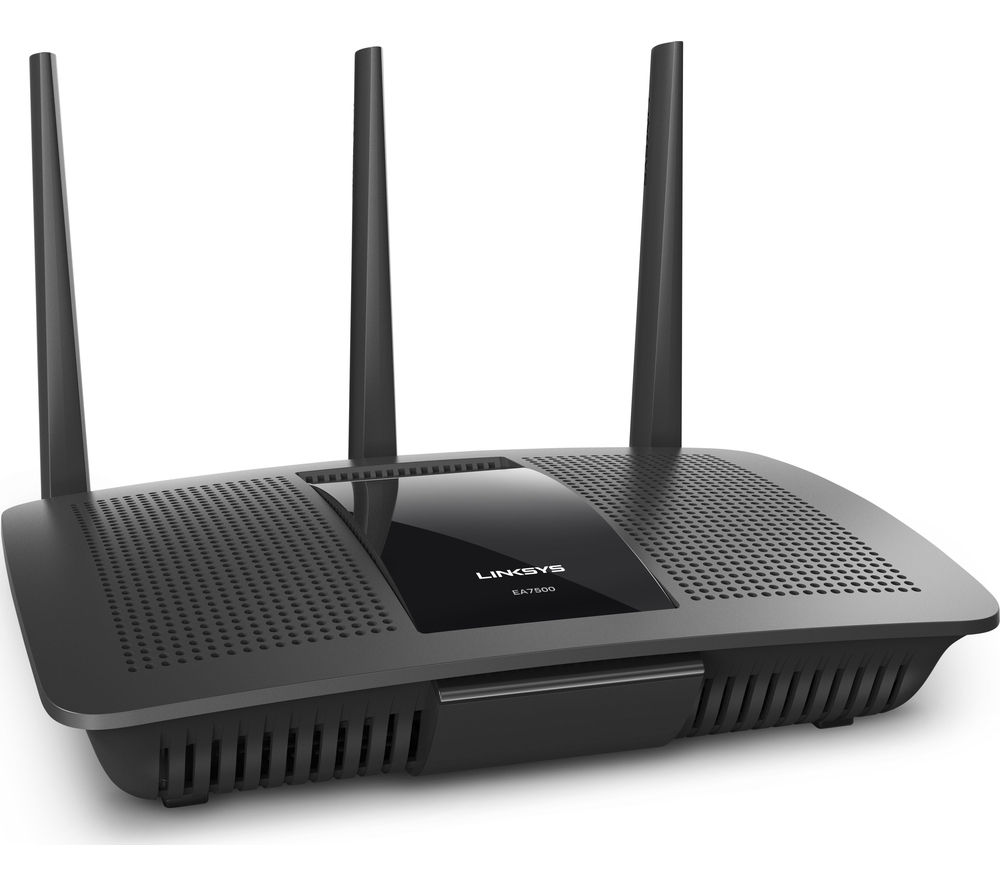 LINKSYS EA7500-UK Wireless Cable & Fibre Router