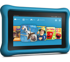 AMAZON Fire 7 Tablet Kids Edition - 16 GB, Blue