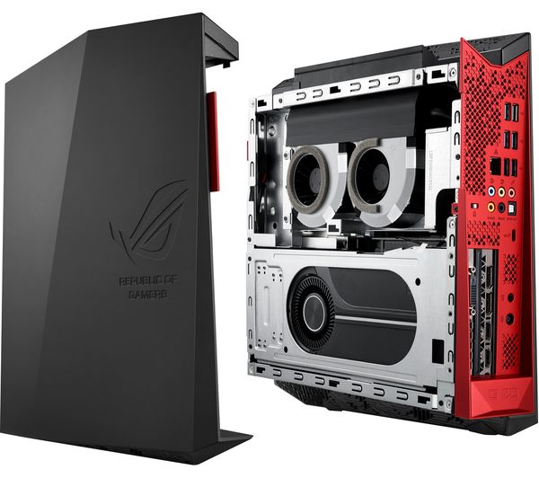 buy asus republic of gamers g20cb gaming pc free delivery currys. Black Bedroom Furniture Sets. Home Design Ideas