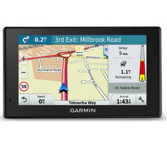 "GARMIN DriveAssist 50 LMT-D EU 5"" Sat Nav - with UK, ROI & Full Europe Maps & Built-in Dash Camera"