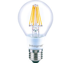 INTEGRAL 806lm E27 Dimmable LED Light Bulb - Warm White