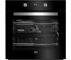 BEKO BIM14300BC Electric Single Oven - Black