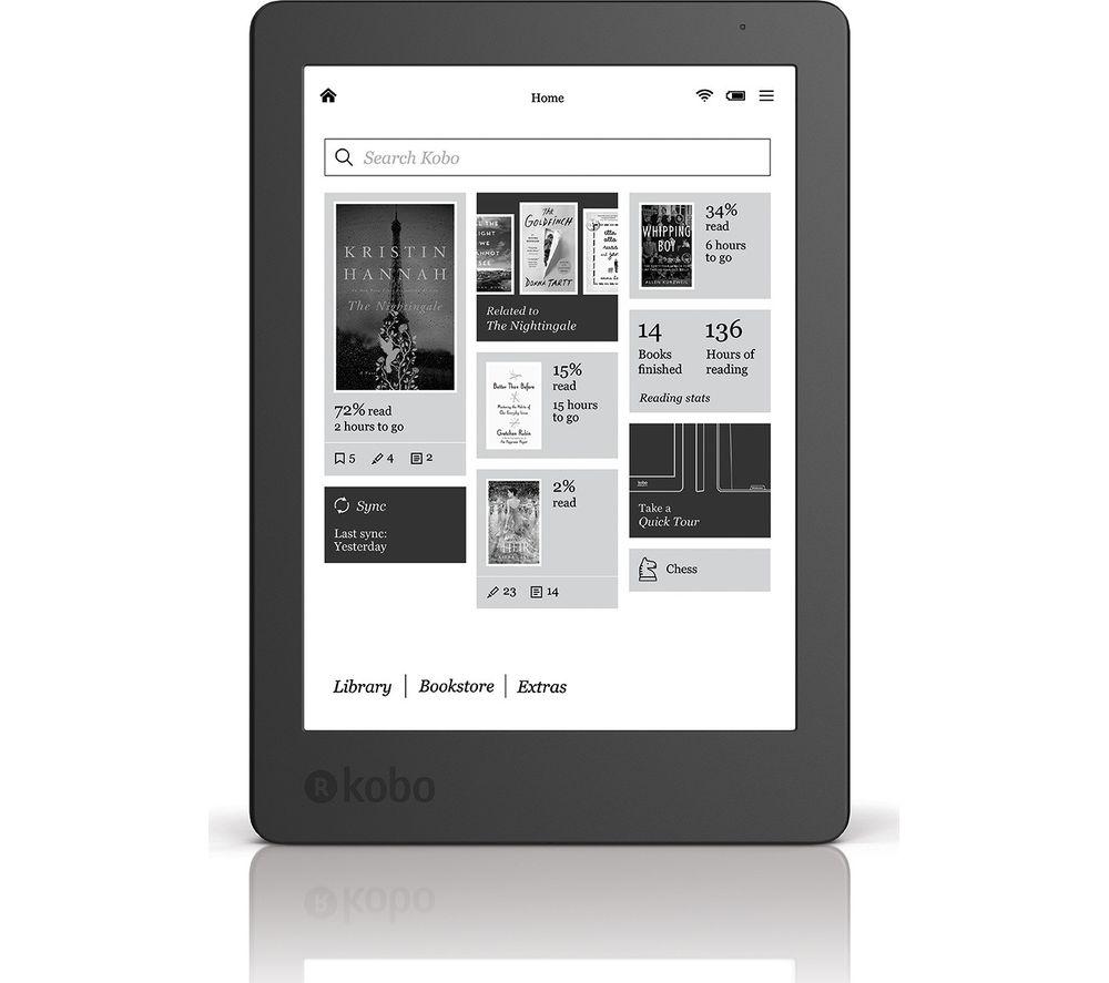 Kobo Aura Edition 2 eReader