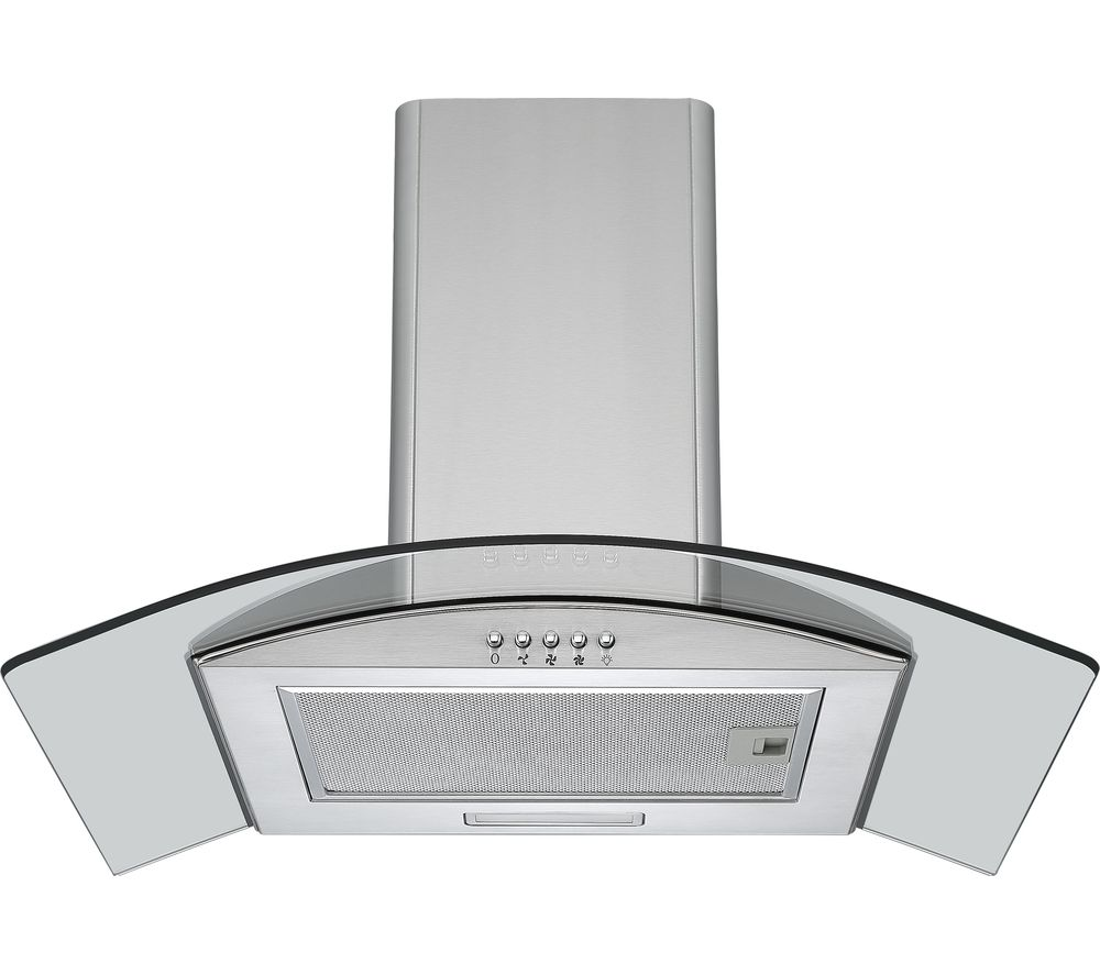 Cooker Hood With A Window ~ Review of logik l chdg chimney cooker hood