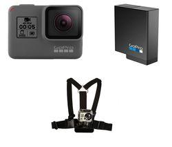 GOPRO HERO5 4K Ultra HD Action Camcorder - Black
