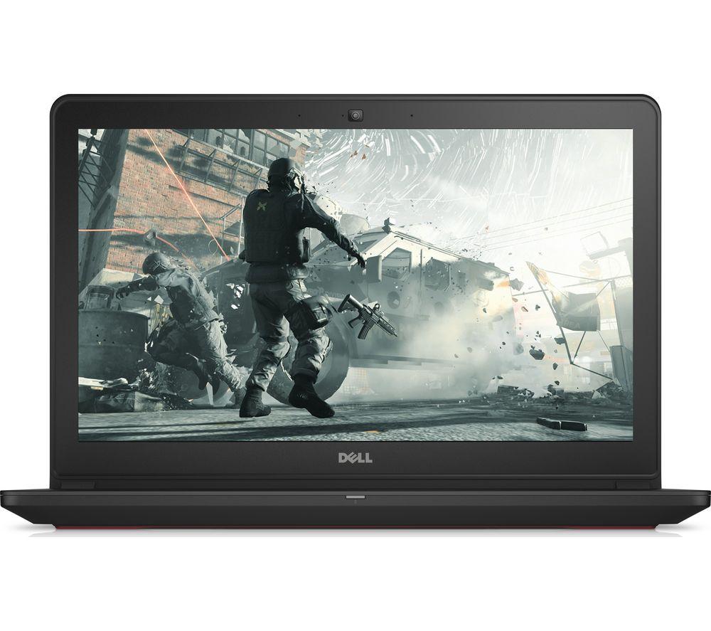 "DELL Inspiron 15 5000 15.6"" Gaming Laptop - Black"