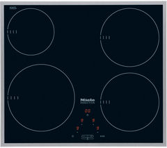 MIELE KM6115 Induction Hob - Black