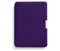 AMAZON Kindle Paperwhite Leather Case – Purple