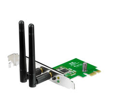 ASUS PCE-N15 N300 PCI Wireless Network Adapter