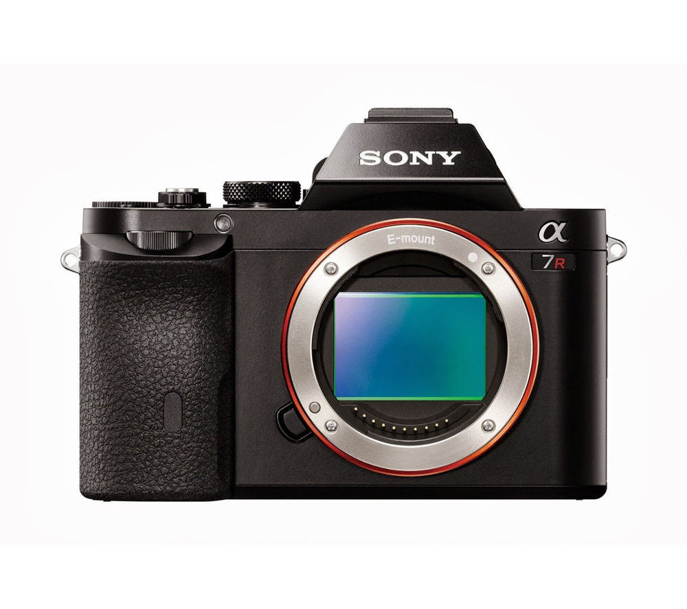 SONY a7R Compact System Camera - Body Only
