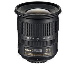 NIKON AF-S DX NIKKOR 10-24 mm f/3.5-4.5 G Wide-angle Zoom Lens