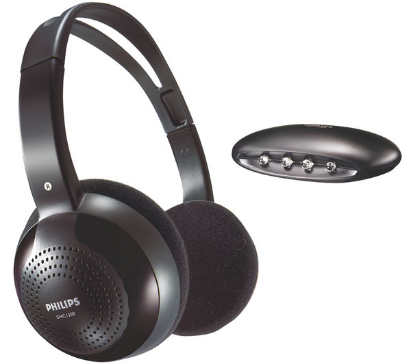 how to connect a philips wireless headphones to pc
