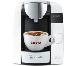 BOSCH Tassimo Joy TAS4504GB Hot Drinks Machine - White