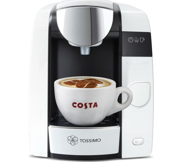 Buy BOSCH Tassimo Joy TAS4504GB Hot Drinks Machine - White Free Delivery Currys