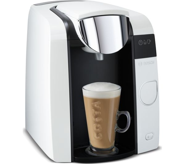 Buy TASSIMO by Bosch Joy TAS4504GB Hot Drinks Machine - White Free Delivery Currys
