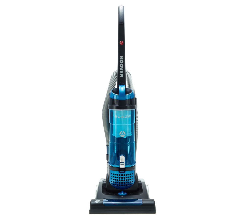 Buy HOOVER Blaze BL01001 Bagless Vacuum Cleaner - Blue ... Vacuum