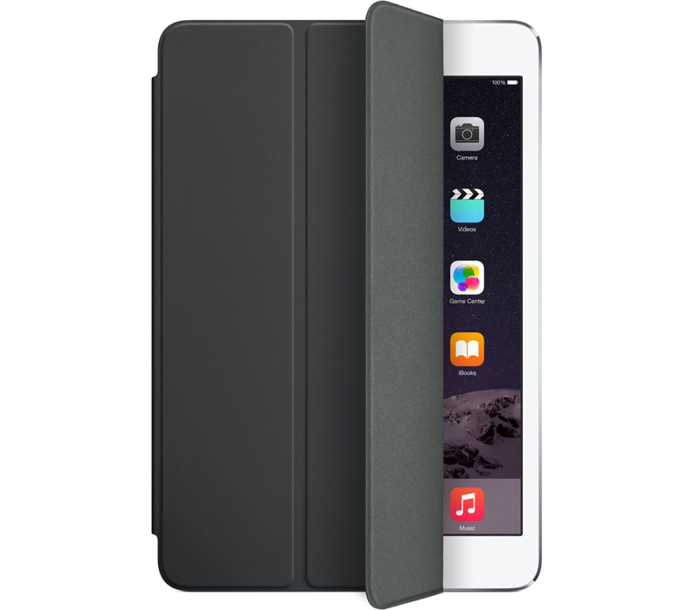 Apple iPad mini Smart Cover  Black Black