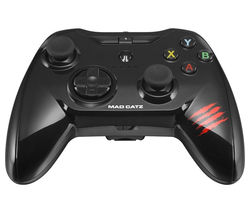MAD CATZ C.T.R.L.i Wireless Gamepad - Black