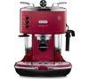 DELONGHI Icona Micalite ECOM 311.R Coffee Machine - Red