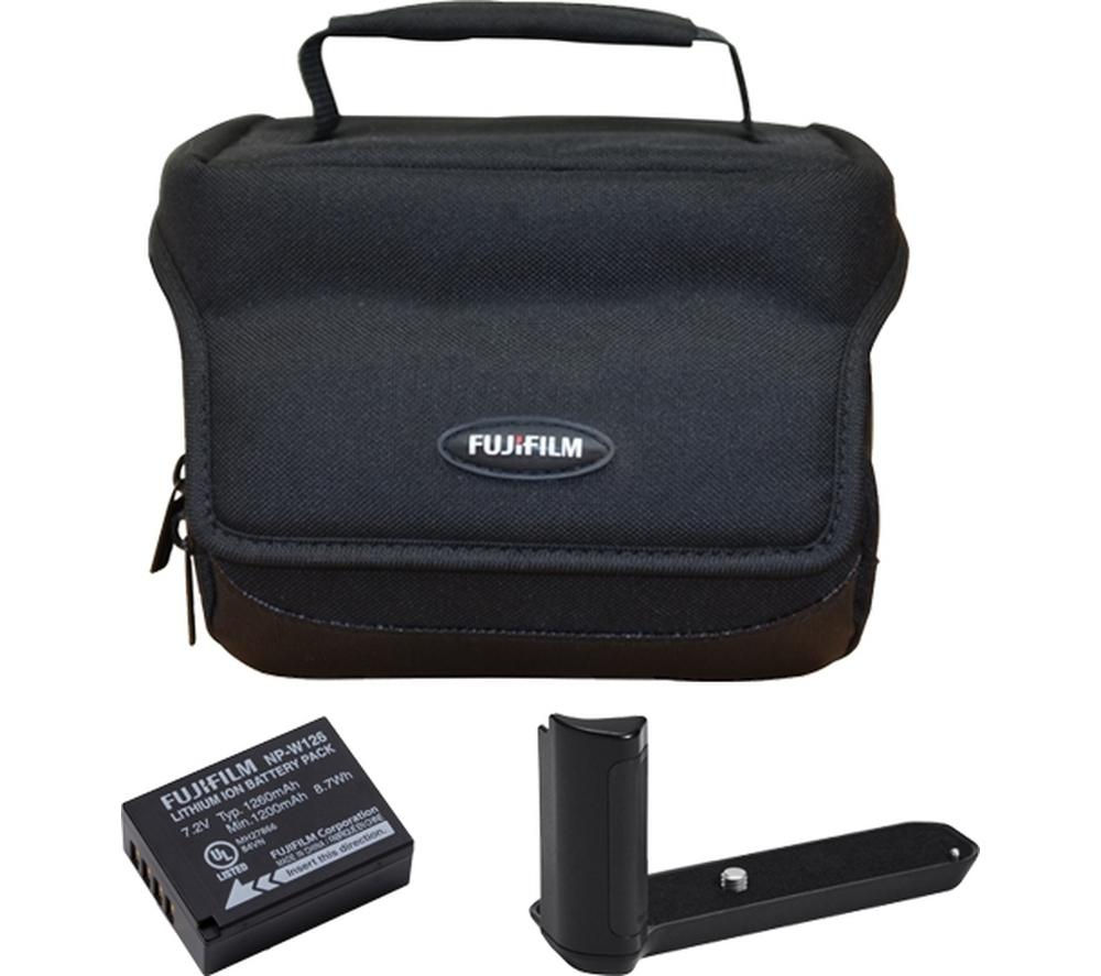FUJIFILM X-A2 Accessory Kit - Black