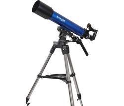 MEADE Infinity 90 Refractor Telescope - Blue