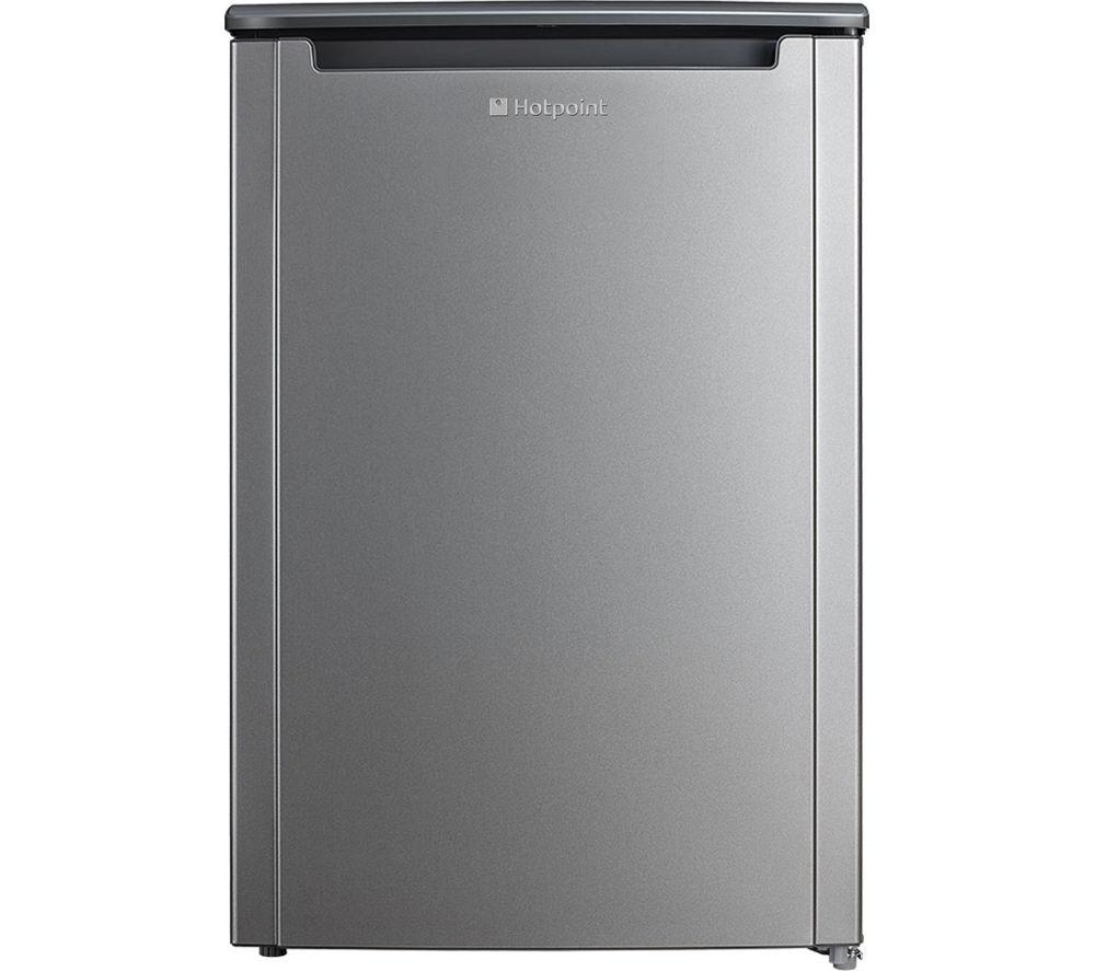 HOTPOINT CTZ55G Undercounter Freezer - Graphite