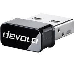 DEVOLO 9707 USB Wireless Adapter - AC450, Single-band