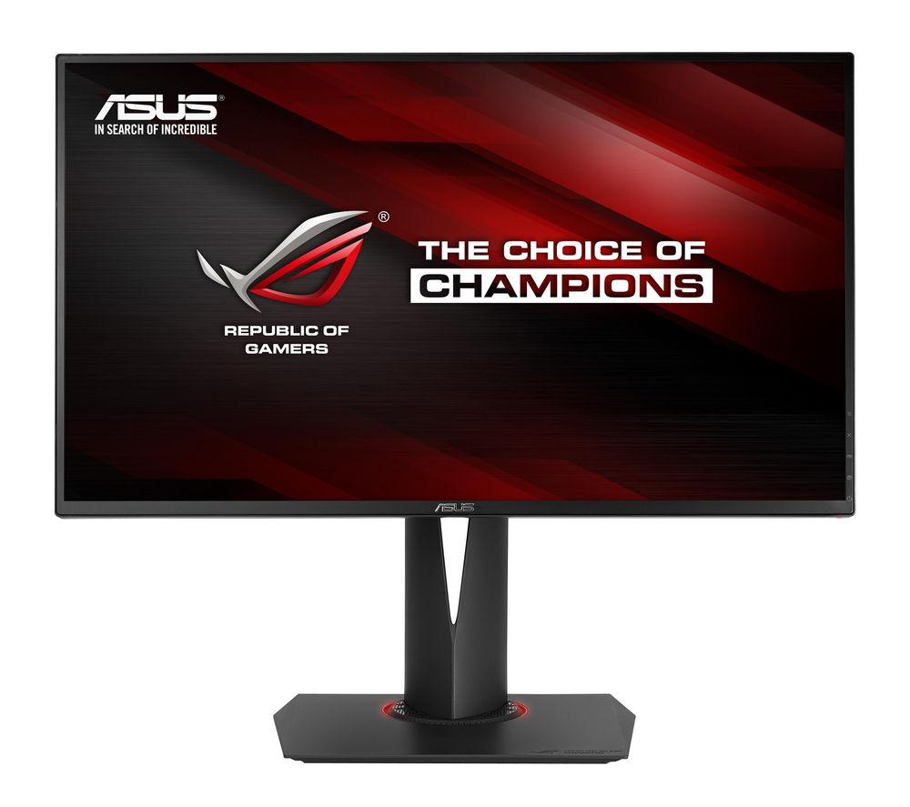 """Asus Republic of Gamers Swift PG278Q Quad HD 27"""" LED Monitor"""