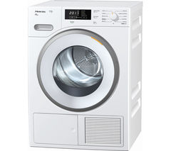 MIELE TMB640 WP Heat Pump Condenser Tumble Dryer - White