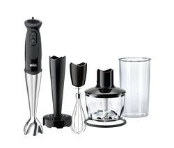 BRAUN MultiQuick 5 MQ5137 Hand Blender - Black