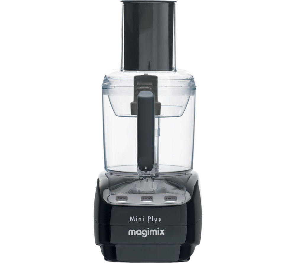 buy magimix le mini plus 18252 food processor black free delivery currys. Black Bedroom Furniture Sets. Home Design Ideas