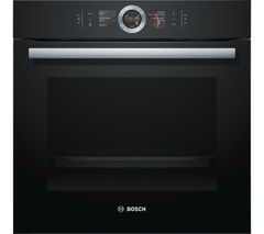 BOSCH HBG656RB1B Electric Oven - Black